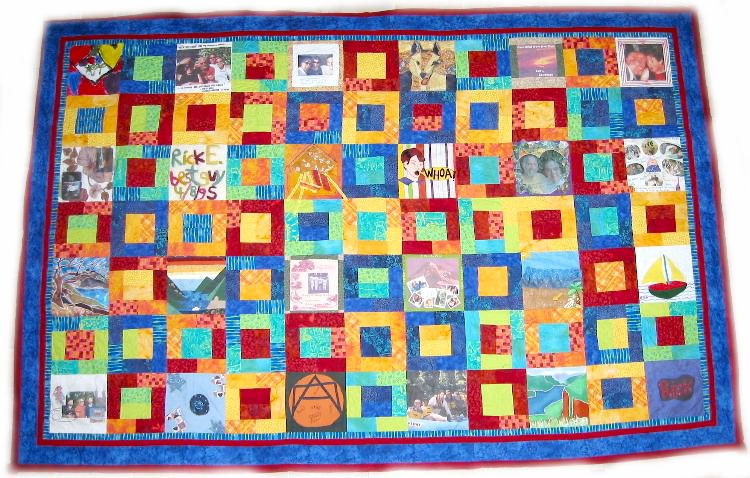 The Amazing Quilt Project